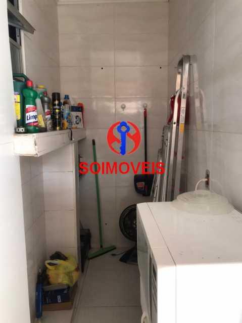 ar - Apartamento 2 quartos à venda Méier, Rio de Janeiro - R$ 280.000 - TJAP21152 - 24