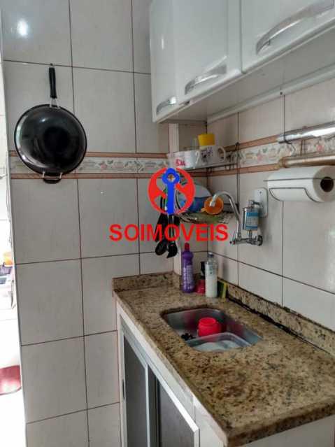 Cozinha - Apartamento 2 quartos à venda Méier, Rio de Janeiro - R$ 220.000 - TJAP21156 - 17