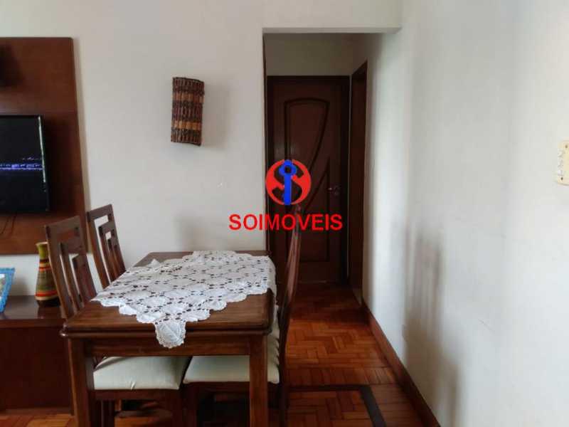 Sala - Apartamento 2 quartos à venda Méier, Rio de Janeiro - R$ 220.000 - TJAP21156 - 3