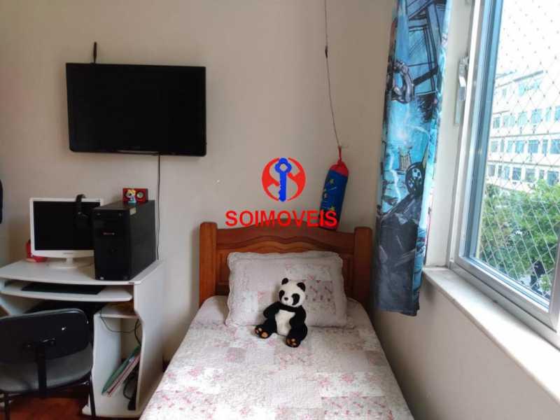 Quarto 2 - Apartamento 2 quartos à venda Méier, Rio de Janeiro - R$ 220.000 - TJAP21156 - 10