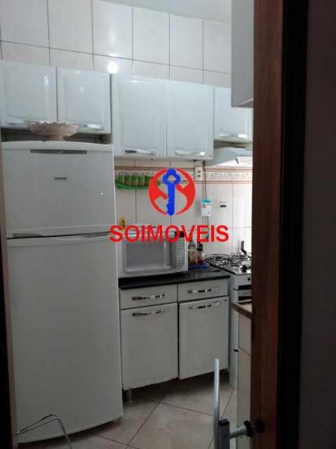 Cozinha - Apartamento 2 quartos à venda Méier, Rio de Janeiro - R$ 220.000 - TJAP21156 - 15