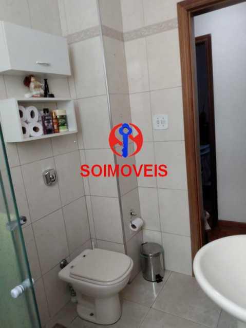 Banheiro social - Apartamento 2 quartos à venda Méier, Rio de Janeiro - R$ 220.000 - TJAP21156 - 21