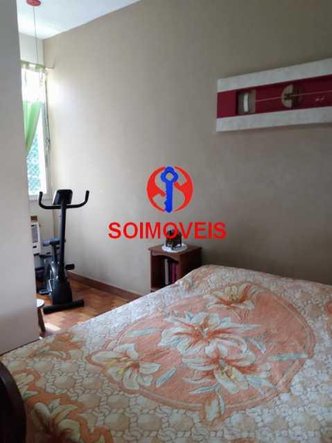 Quarto - Apartamento 2 quartos à venda Méier, Rio de Janeiro - R$ 220.000 - TJAP21156 - 7