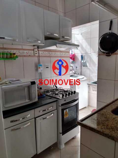 Cozinha - Apartamento 2 quartos à venda Méier, Rio de Janeiro - R$ 220.000 - TJAP21156 - 16