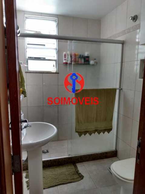 Banheiro social - Apartamento 2 quartos à venda Méier, Rio de Janeiro - R$ 220.000 - TJAP21156 - 19