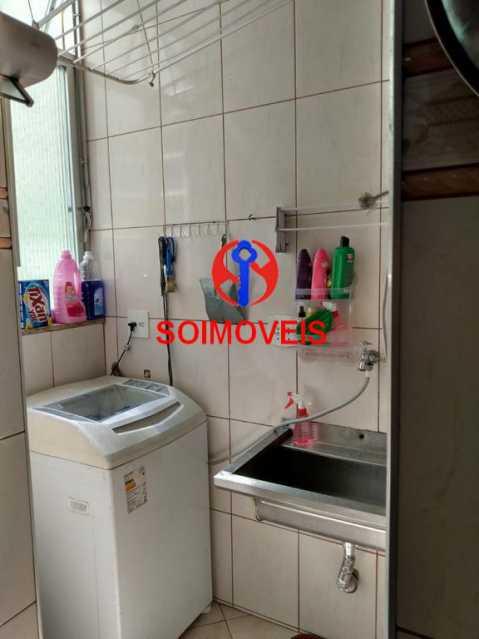 Área de serviço - Apartamento 2 quartos à venda Méier, Rio de Janeiro - R$ 220.000 - TJAP21156 - 23