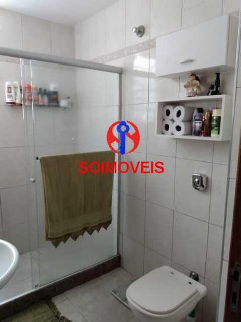 Banheiro social - Apartamento 2 quartos à venda Méier, Rio de Janeiro - R$ 220.000 - TJAP21156 - 20