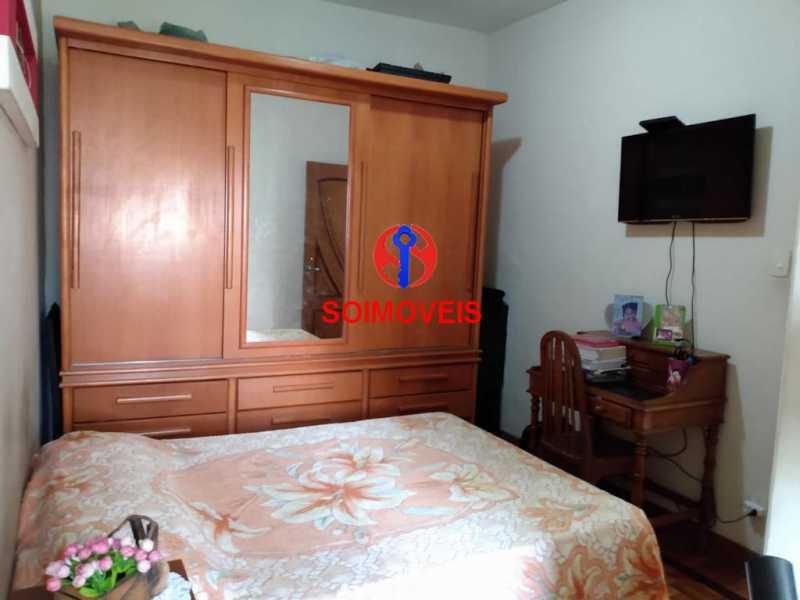 Quarto - Apartamento 2 quartos à venda Méier, Rio de Janeiro - R$ 220.000 - TJAP21156 - 9