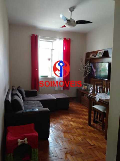 Sala - Apartamento 2 quartos à venda Méier, Rio de Janeiro - R$ 220.000 - TJAP21156 - 1
