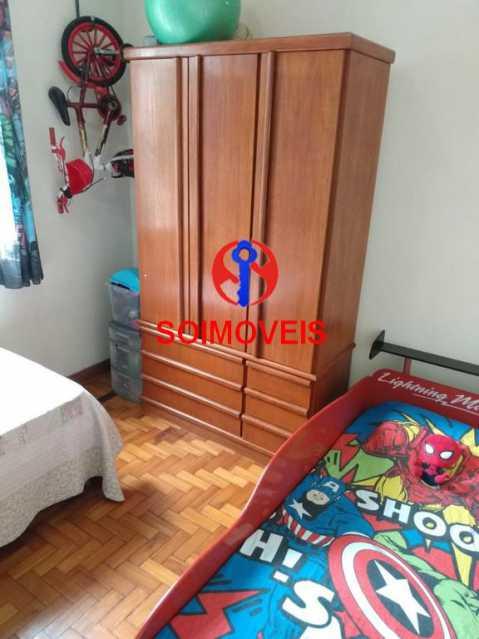 Quarto 2 - Apartamento 2 quartos à venda Méier, Rio de Janeiro - R$ 220.000 - TJAP21156 - 12