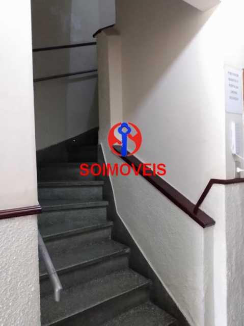Escadas - Apartamento 2 quartos à venda Méier, Rio de Janeiro - R$ 220.000 - TJAP21156 - 26