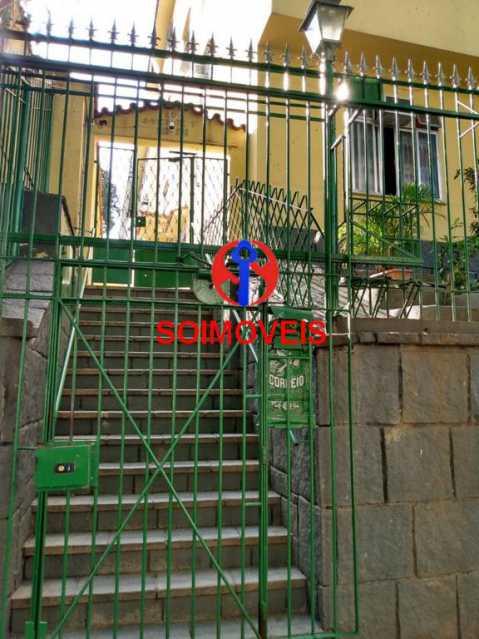 Entrada do Prédio - Apartamento 2 quartos à venda Méier, Rio de Janeiro - R$ 220.000 - TJAP21156 - 29