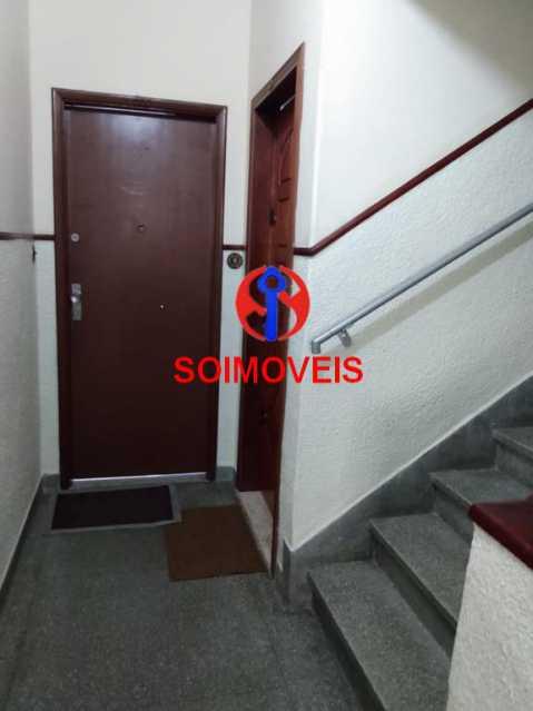 Porta - Apartamento 2 quartos à venda Méier, Rio de Janeiro - R$ 220.000 - TJAP21156 - 25