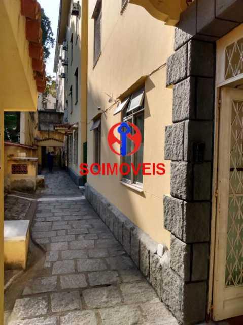 Entrada - Apartamento 2 quartos à venda Méier, Rio de Janeiro - R$ 220.000 - TJAP21156 - 27