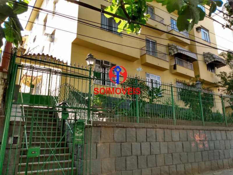 Fachada - Apartamento 2 quartos à venda Méier, Rio de Janeiro - R$ 220.000 - TJAP21156 - 30
