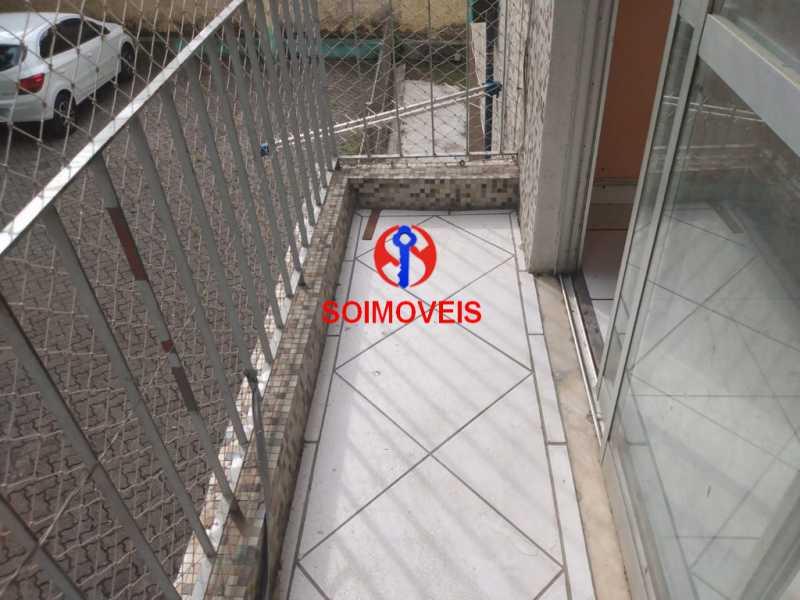 var - Apartamento 2 quartos à venda Lins de Vasconcelos, Rio de Janeiro - R$ 110.000 - TJAP21160 - 5