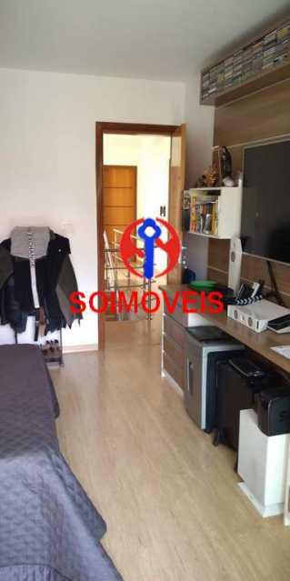 Suíte 1 - Casa 4 quartos à venda Grajaú, Rio de Janeiro - R$ 1.265.000 - TJCA40032 - 7