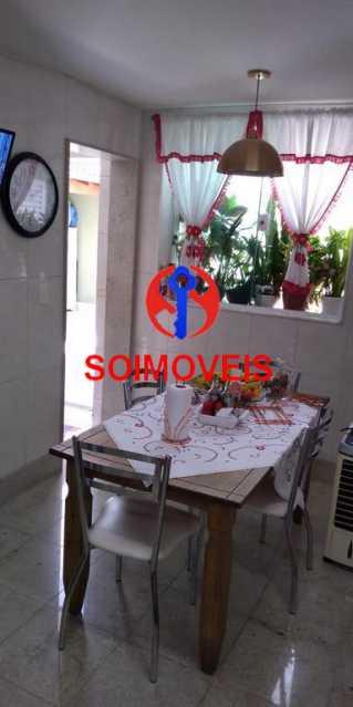 Cozinha - Casa 4 quartos à venda Grajaú, Rio de Janeiro - R$ 1.265.000 - TJCA40032 - 18