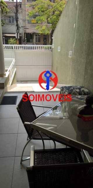 Garagem - Casa 4 quartos à venda Grajaú, Rio de Janeiro - R$ 1.265.000 - TJCA40032 - 29