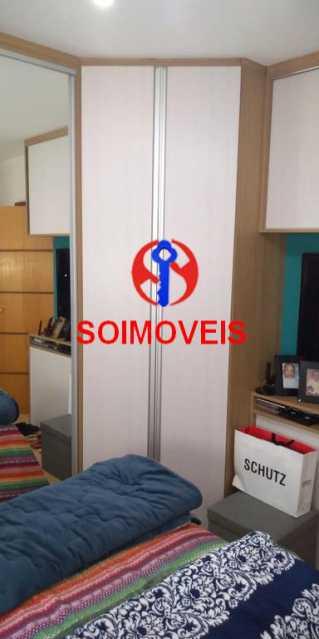 Suíte 2 - Casa 4 quartos à venda Grajaú, Rio de Janeiro - R$ 1.265.000 - TJCA40032 - 10