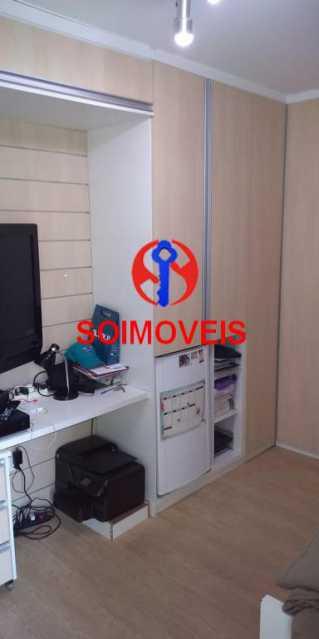 Suíte 3 - Casa 4 quartos à venda Grajaú, Rio de Janeiro - R$ 1.265.000 - TJCA40032 - 13