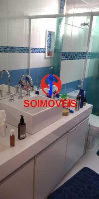 Banheiro suíte 4 - Casa 4 quartos à venda Grajaú, Rio de Janeiro - R$ 1.265.000 - TJCA40032 - 23