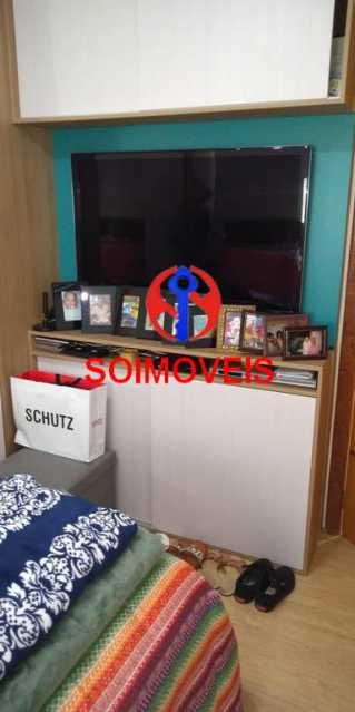 Suíte 2 - Casa 4 quartos à venda Grajaú, Rio de Janeiro - R$ 1.265.000 - TJCA40032 - 11
