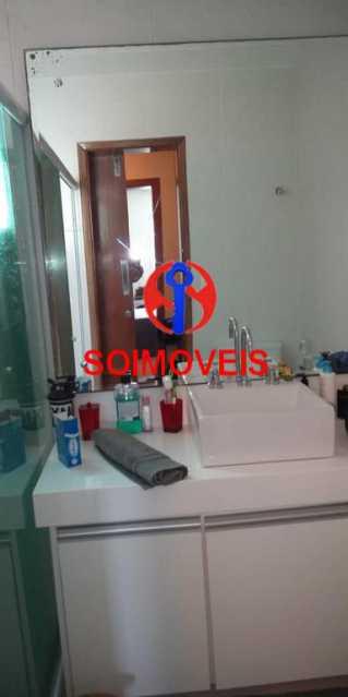 Banheiro suíte 1 - Casa 4 quartos à venda Grajaú, Rio de Janeiro - R$ 1.265.000 - TJCA40032 - 20