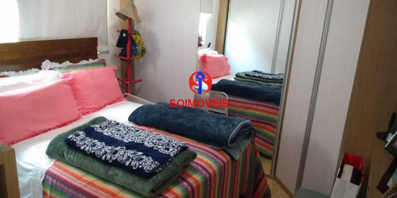 Suíte 2 - Casa 4 quartos à venda Grajaú, Rio de Janeiro - R$ 1.265.000 - TJCA40032 - 9