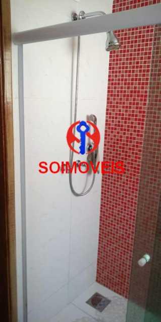 Banheiro suíte 2 - Casa 4 quartos à venda Grajaú, Rio de Janeiro - R$ 1.265.000 - TJCA40032 - 21