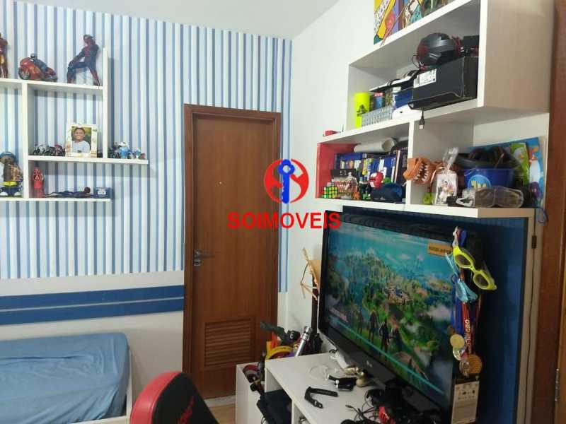 Suíte 4 - Casa 4 quartos à venda Grajaú, Rio de Janeiro - R$ 1.265.000 - TJCA40032 - 16