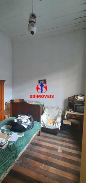 QUARTO 1 - Casa de Vila 3 quartos à venda Maracanã, Rio de Janeiro - R$ 530.000 - TJCV30062 - 7