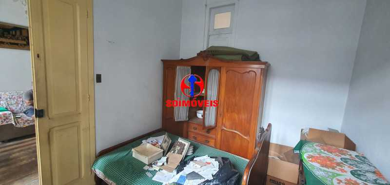 QUARTO 1 - Casa de Vila 3 quartos à venda Maracanã, Rio de Janeiro - R$ 530.000 - TJCV30062 - 8
