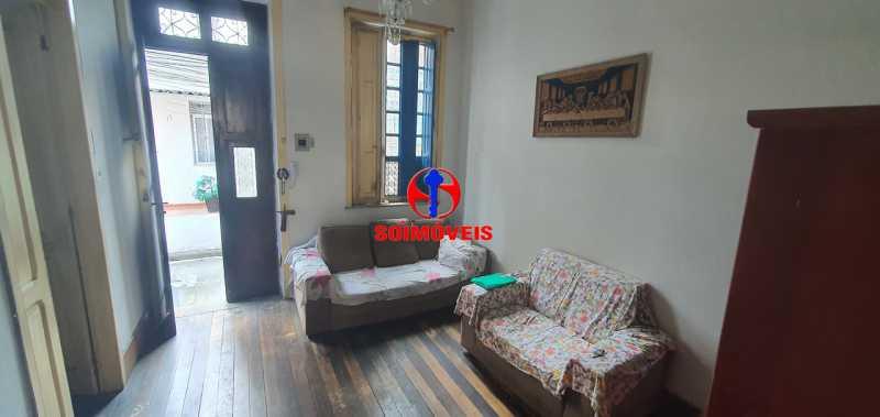 SALA - Casa de Vila 3 quartos à venda Maracanã, Rio de Janeiro - R$ 530.000 - TJCV30062 - 4