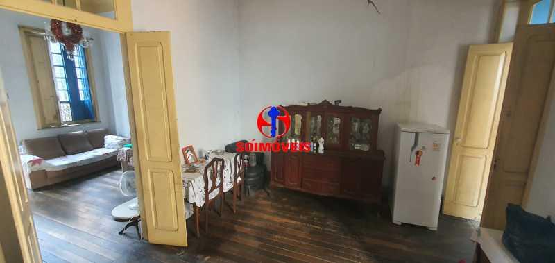 SALA DE JANTAR - Casa de Vila 3 quartos à venda Maracanã, Rio de Janeiro - R$ 530.000 - TJCV30062 - 5