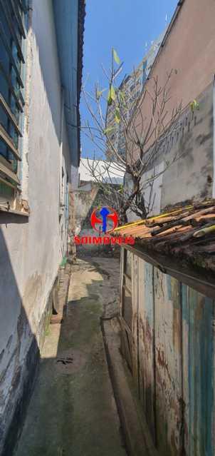 ÁREA EXTERNA - Casa de Vila 3 quartos à venda Maracanã, Rio de Janeiro - R$ 530.000 - TJCV30062 - 14