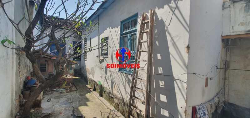 ÁREA EXTERNA E LAVANDERIA - Casa de Vila 3 quartos à venda Maracanã, Rio de Janeiro - R$ 530.000 - TJCV30062 - 15