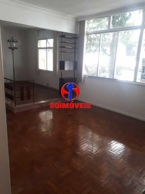 SALA EM 2 AMBIENTES - Apartamento 2 quartos à venda Copacabana, Rio de Janeiro - R$ 595.000 - TJAP21164 - 4