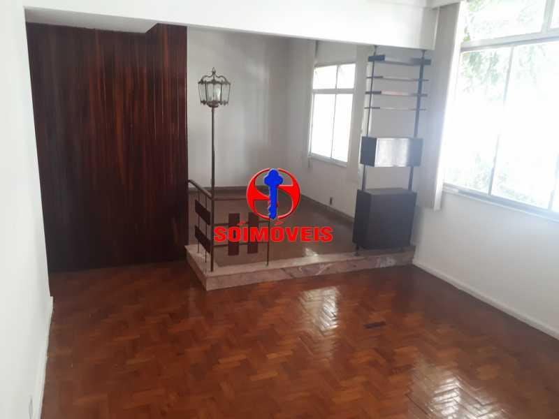 SALA EM 2 AMBIENTES - Apartamento 2 quartos à venda Copacabana, Rio de Janeiro - R$ 595.000 - TJAP21164 - 5