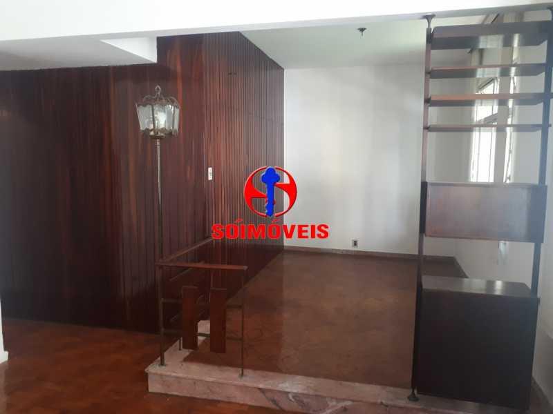 SALA EM 2 AMBIENTES - Apartamento 2 quartos à venda Copacabana, Rio de Janeiro - R$ 595.000 - TJAP21164 - 6
