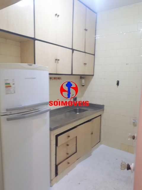 COZINHA - Apartamento 2 quartos à venda Copacabana, Rio de Janeiro - R$ 595.000 - TJAP21164 - 7
