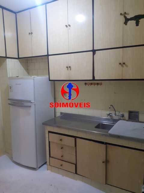 COZINHA - Apartamento 2 quartos à venda Copacabana, Rio de Janeiro - R$ 595.000 - TJAP21164 - 8