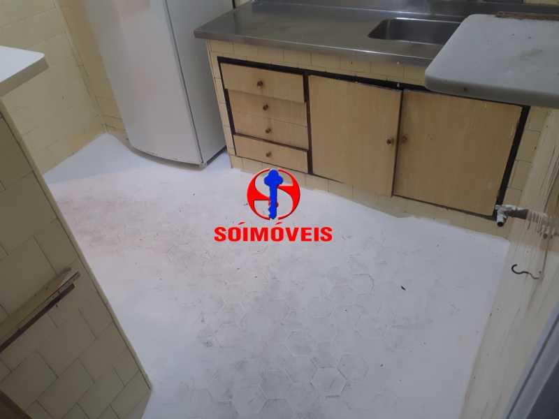 COZINHA - Apartamento 2 quartos à venda Copacabana, Rio de Janeiro - R$ 595.000 - TJAP21164 - 9