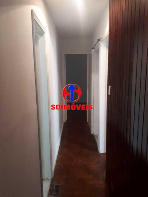 CORREDOR - Apartamento 2 quartos à venda Copacabana, Rio de Janeiro - R$ 595.000 - TJAP21164 - 10