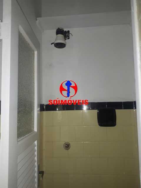 BANHEIRO DE SERVIÇO - Apartamento 2 quartos à venda Copacabana, Rio de Janeiro - R$ 595.000 - TJAP21164 - 27