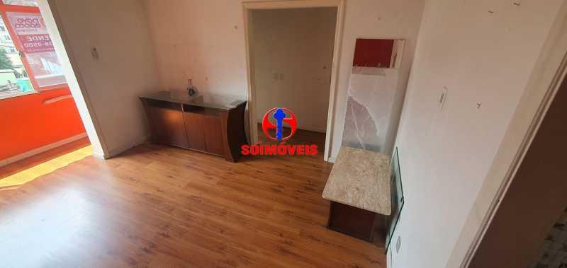 SALA - Apartamento 2 quartos à venda Rio Comprido, Rio de Janeiro - R$ 255.000 - TJAP21165 - 4