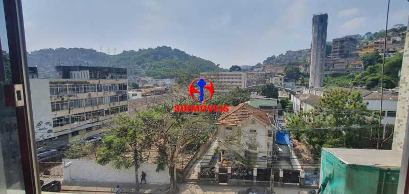 VISTA DA VARANDA - Apartamento 2 quartos à venda Rio Comprido, Rio de Janeiro - R$ 255.000 - TJAP21165 - 6