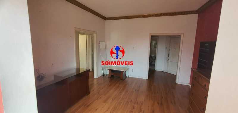 SALA - Apartamento 2 quartos à venda Rio Comprido, Rio de Janeiro - R$ 255.000 - TJAP21165 - 5