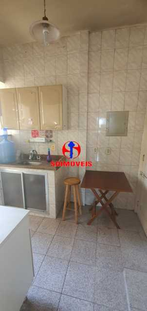 COZINHA - Apartamento 2 quartos à venda Rio Comprido, Rio de Janeiro - R$ 255.000 - TJAP21165 - 7