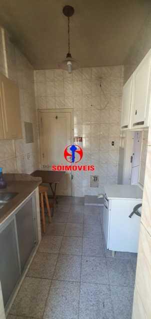 COZINHA - Apartamento 2 quartos à venda Rio Comprido, Rio de Janeiro - R$ 255.000 - TJAP21165 - 10